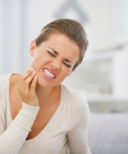 causes for sensitive teeth